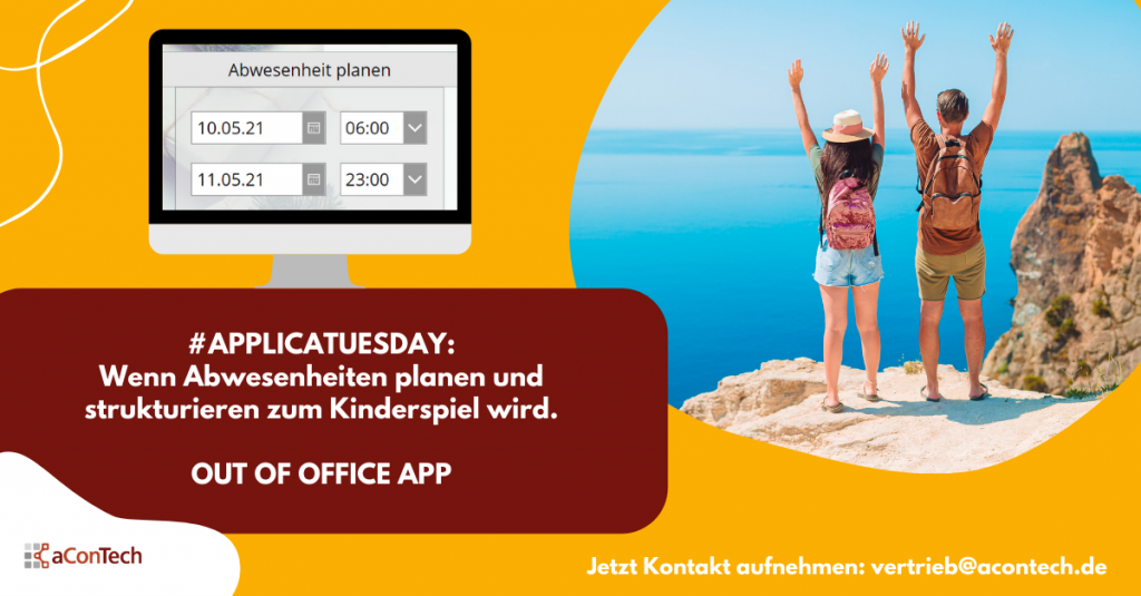Rapid Scaling Products - Out of Office App