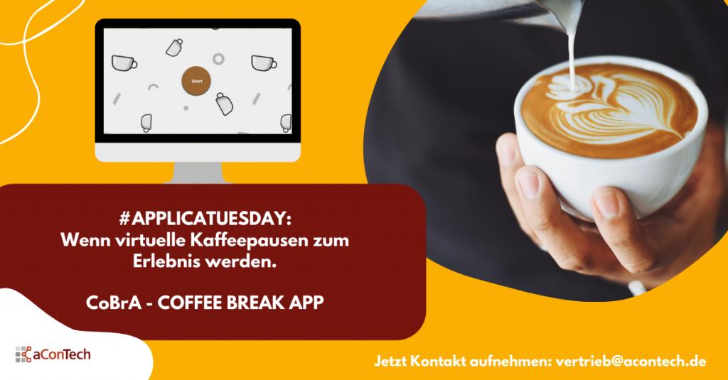 Rapid Scaling Products - Coffee Break App - CoBrA