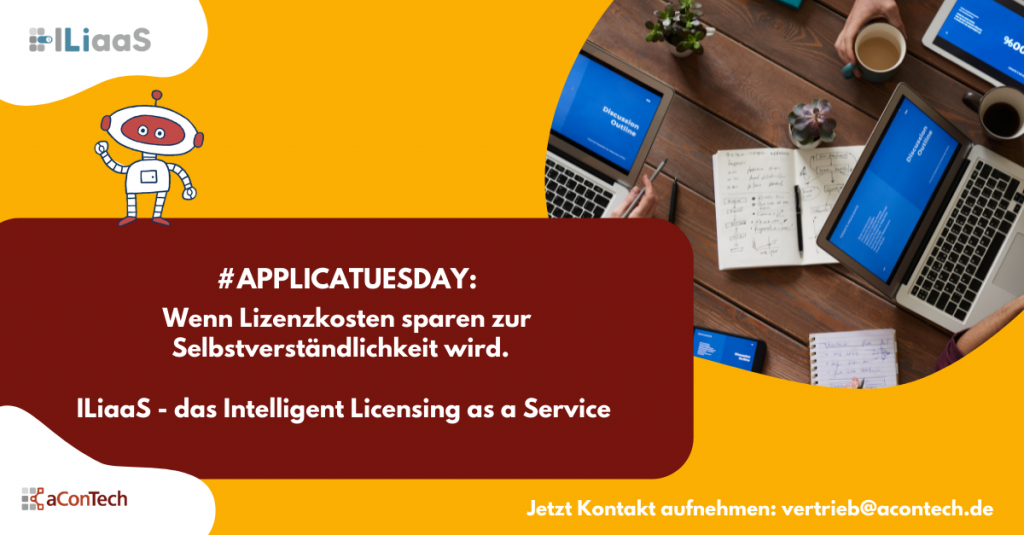 Rapid Scaling Products - ILiaaS - Intelligent Licensing as a Service