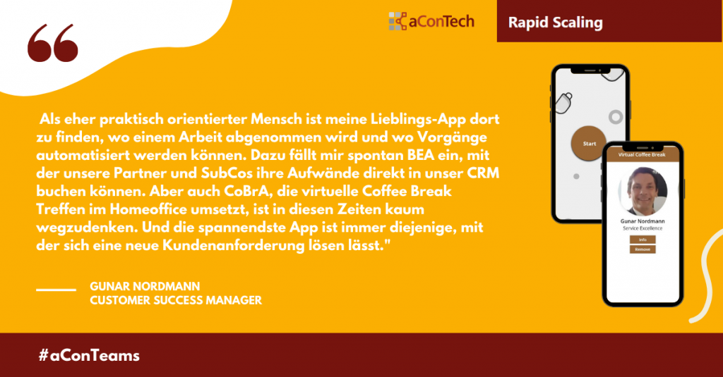 Rapid Scaling - Gunar Nordmanns Lieblings-App