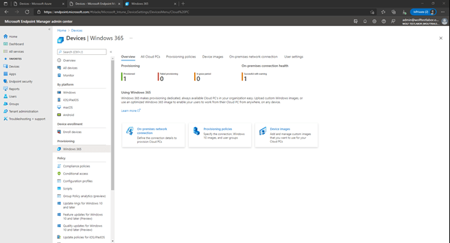 Windows 365 - Devices